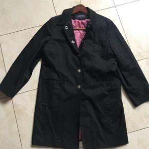 Jones New York signature rain coat size 16